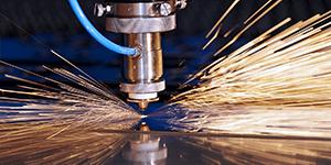 Decoupage laser tolerie fine